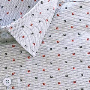 Pattern Dress Shirt - Made To Measure